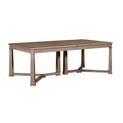 Wethersfield Estate-Rectangular Dining Table in Brimfield Oak