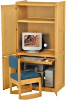 Computer Armoire Product Image