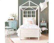 Boho Playhouse Canopy Bedroom