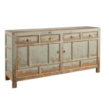 Blue Plymouth Sideboard