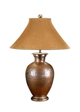 Antique Copper Lamp