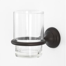 Royale Tumbler Holder A6670 - Chocolate Bronze