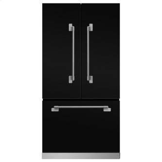 Gloss Black Elise French Door Counter Depth Refrigerator