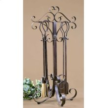Daymeion Fireplace Tools, S/5