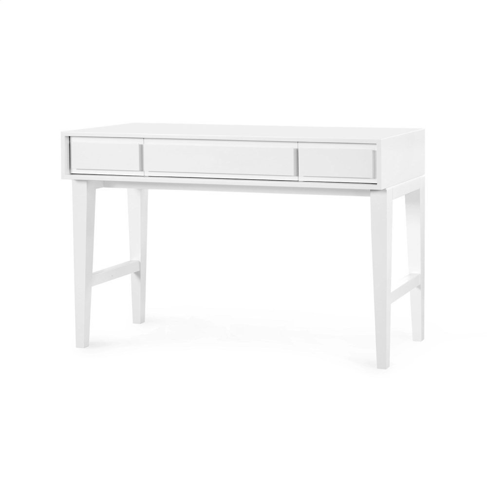 Berenger Console Table, White
