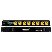 SurgeX 15A Surge Eliminator With Remote Control
