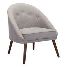 Carter Occasional Chair Light Gray