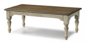 Plymouth Rectangular Coffee Table