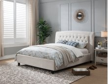 7512 Beige California King Bed