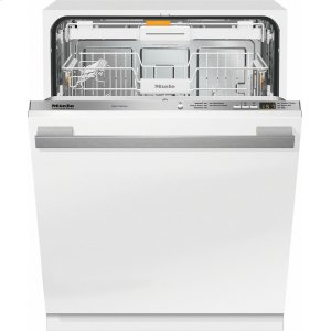 MieleG 4998 SCVi AM Fully-integrated, full-size dishwasher with hidden control panel, cutlery tray and custom panel and handle ready