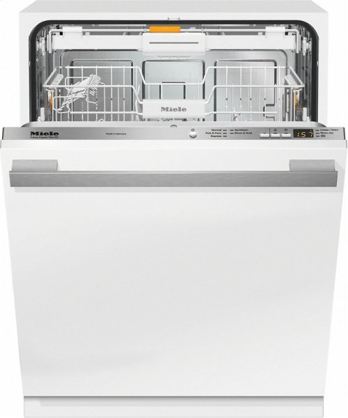 G 4998 SCVi AM Fully-integrated, full-size dishwasher with hidden control panel, cutlery tray and custom panel and handle ready