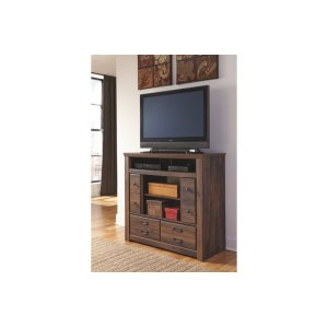 Ashley FurnitureSIGNATURE DESIGN BY ASHLEMedia Chest w/Fireplace Option