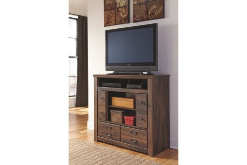 Media Chest w/Fireplace Option