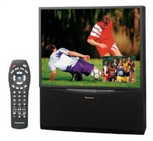"""56"""" Diagonal Stereo Projection Television"""
