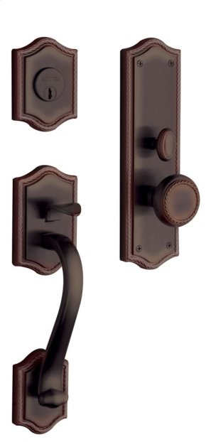 Venetian Bronze Bristol Entrance Trim