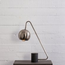 Antique Pewter Finish Alton Desk Lamp