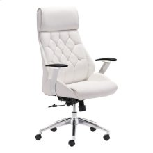 Boutique Office Chair White