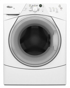 """White w/ Gray Accents 3.4 cu. ft. Capacity (I.E.C.) ENERGY STAR® Qualified Duet Sport® Washer """"RATED VERY GOOD"""""""