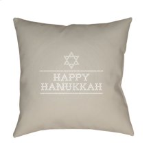 "Happy Hannukah II JOY-010 20"" x 20"""