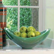 Swoop Bowl-Emerald