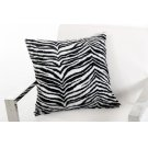 Modrest Zebra Black and White Throw Pillow Product Image