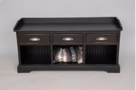 """#400 Boot Bench 50""""wx 16.5""""dx24.5""""h"""