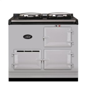 Pearl Ashes 2-Oven AGA Cooker (electric) Electric fuelled cast-iron cooker