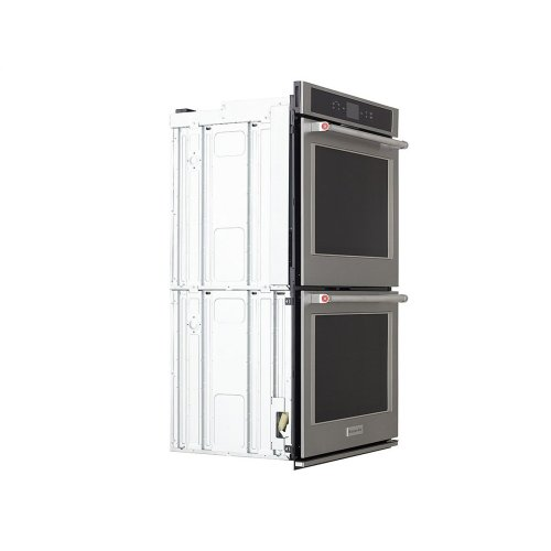 """Smart Oven+ 30"""" Double Oven with Powered Attachments - Stainless Steel"""