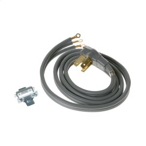 Range Cord - 6' 50 amp 3 wire -
