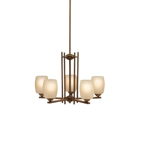 Eileen Collection Eileen 5 light Chandelier CH
