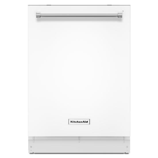 46 DBA Dishwasher with Third Level Rack - White Photo #1