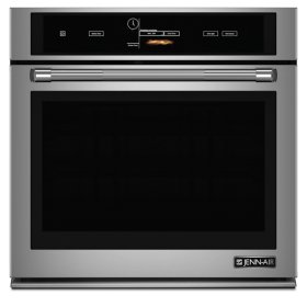 """30"""" Single Wall Oven with V2™ Vertical Dual-Fan Convection System, Pro-Style® Stainless Handle"""