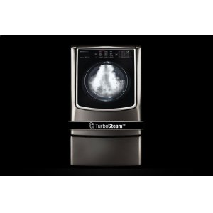 LG SignatureLG SIGNATURE 9.0 cu. ft. Large Smart wi-fi Enabled Gas Dryer w/ TurboSteam