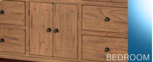 Sedona Eastern King Bed w/ Storage