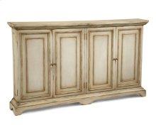 Shanty Four-Door Cabinet