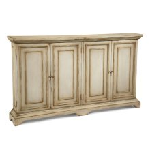Shanty Four-Door Cabinet