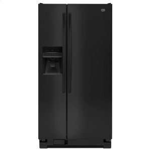 Maytag22 cu. ft. Side-by-Side Refrigerator with a Flush Ice and Water Dispenser