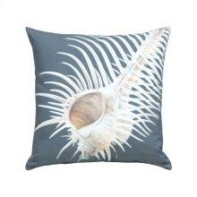 Shell Botanical II Pillow