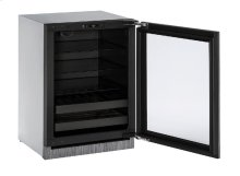 """Modular 3000 Series 24"""" Beverage Center With Integrated Frame Finish and Field Reversible Door Swing"""