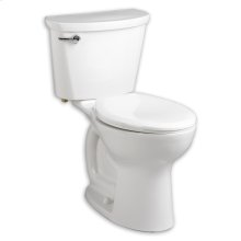 "White Cadet PRO Compact Right Height Elongated Toilet 14"" Rough"