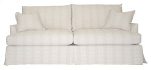Lombardi Waterfall Skirt Sofa V456W-S