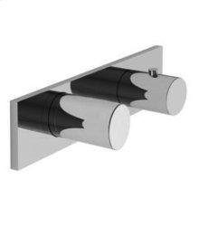 """3/4"""" Built-in Thermostatic Shower Mixer"""