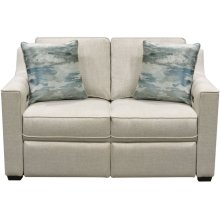 Harmony Quentin Loveseat with Power Ottoman 8Q00-03
