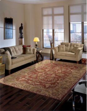 INDIA HOUSE IH58 RUS RECTANGLE RUG 3'6'' x 5'6''