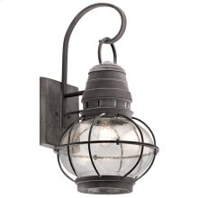 Bridge Point Collection Bridge Point Outdoor Extra Large Wall Lantern-WZC