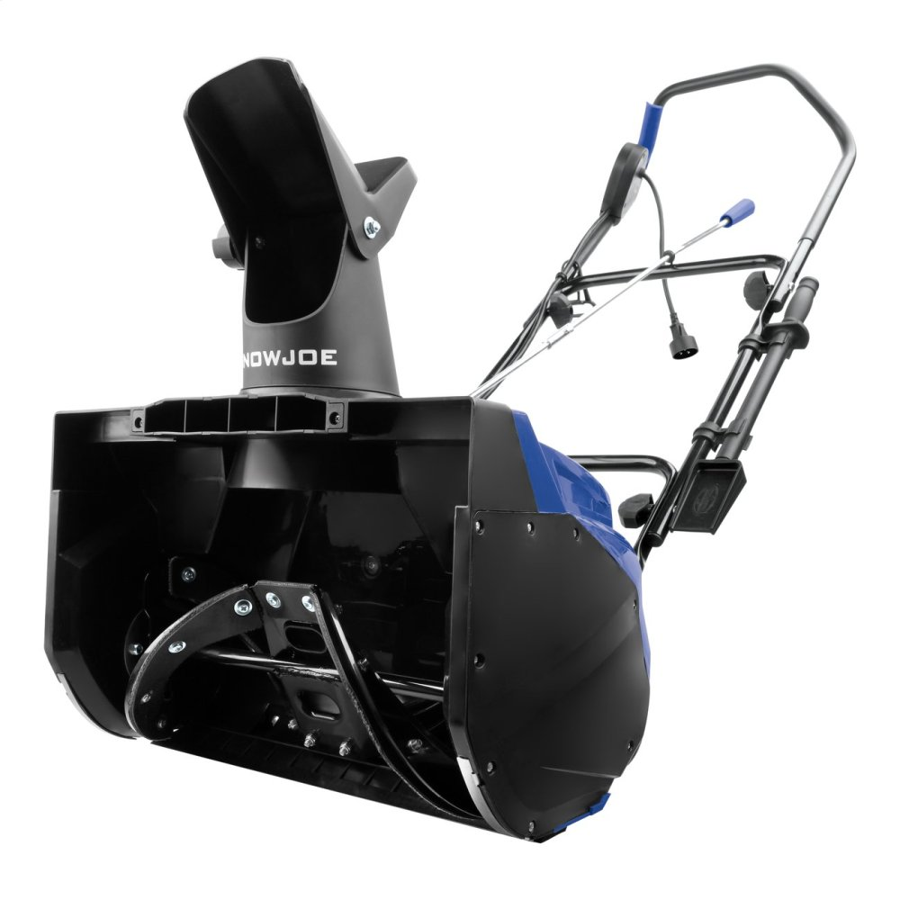 Snow Joe SJ622E Electric Single Stage Snow Thrower  18-Inch  15 Amp Motor