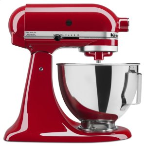 Kitchenaid4.5-Quart Tilt-Head Stand Mixer - Empire Red