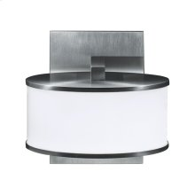 Timbale Large LED Sconce