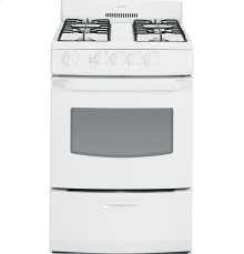 "Hotpoint® 24"" Free-Standing Gas Range"