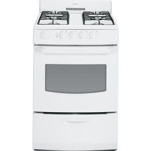 "HotpointHotpoint(R) 24"" Free-Standing Gas Range"